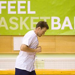 20110712: SLO, Basketball - Practice session of Slovenian National team in Kranjska Gora