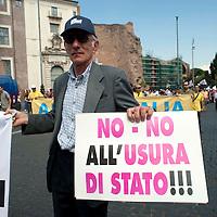 Manifestazione Anti Equitalia