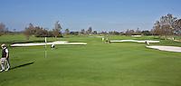 ALKMAA - Golfbaan Sluispolder, hole  2, FOTO KOEN SUYK
