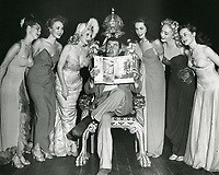 1948 Ken Murray and Marie Wilson & Ladies of the Blackouts