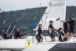 World Match Racing Tour - Energa Sopot Match Race || 2015-07-29,  Sopot, Poland || © Copyright 2015 || Robert Hajduk - WMRT || All Rights Reserved ||