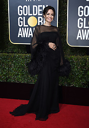 Kit Harington at the 75th Annual Golden Globe Awards held at the Beverly Hilton Hotel on January 7, 2018 in Beverly Hills, CA ©Tammie Arroyo-GG18/AFF-USA.com. 07 Jan 2018 Pictured: Angelina Jolie. Photo credit: MEGA TheMegaAgency.com +1 888 505 6342