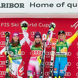 20170108: SLO, Alpine Skiing - FIS Ski World Cup Maribor Zlata Lisica, Ladies's Slalom