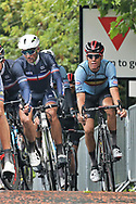 Pierre Luc Perichon (French) during the Road Cycling European Championships Glasgow 2018, in Glasgow City Centre and metropolitan areas Great Britain, Day 11, on August 12, 2018 - Photo Laurent Lairys / ProSportsImages / DPPI