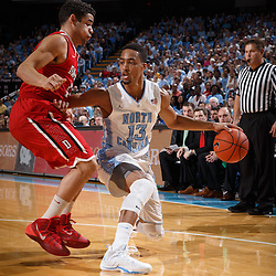 2013-12-21 Davidson vs. North Carolina basketball