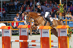 Kuijpers Leon - Bilion vd Linthorst<br /> KWPN Paardendagen Ermelo 2010<br /> © Dirk Caremans