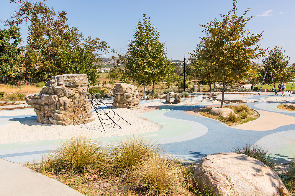 Adventure Play Park at Sendero Field in Rancho Mission Viejo