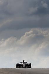 October 20, 2017 - Austin, United States of America - Motorsports: FIA Formula One World Championship 2017, Grand Prix of United States, .#8 Romain Grosjean (FRA, Haas F1 Team) (Credit Image: © Hoch Zwei via ZUMA Wire)