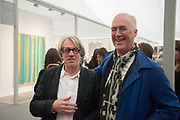 Frank Cohen: Charles Saumeraz-Smith, Opening of Frieze Masters. Regents Park, 4 October 2017