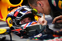 Max Verstappen (NLD) Red Bull Racing RB12.<br /> 11.11.2016. Formula 1 World Championship, Rd 20, Brazilian Grand Prix, Sao Paulo, Brazil, Practice Day.<br /> Copyright: Batchelor / XPB Images / action press