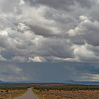 The Moki Dugway highway crosses Cedar Mesa in a part of southeastern Utah that was previously part of Bears Ears National Monument before it was downsized by the Trump administration.