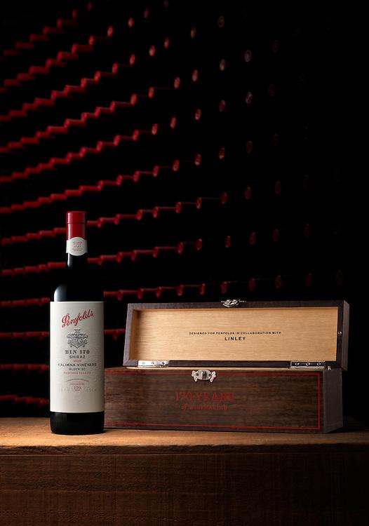 Penfolds Bin 170 Shiraz 2010 commemorative release for 170 years of winemaking