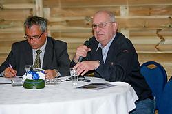 Buchmann Jacky, Devos Igmar<br /> Belgisch Kampioenschap Kapellen 2007<br /> Photo © Hippo Foto