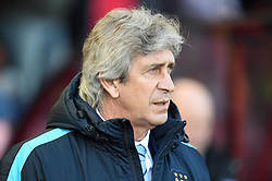Manchester City Manager Manuel Pellegrini - Mandatory by-line: Paul Knight/JMP - 02/04/2016 - FOOTBALL - Vitality Stadium - Bournemouth, England - AFC Bournemouth v Manchester City - Barclays Premier League