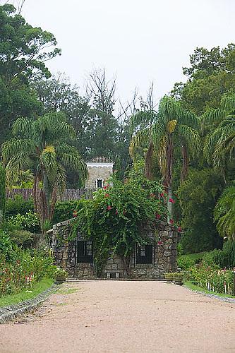South America, Uruguay, Rocha, Parque Nacional Santa Teresa, invernaculo, museum, museo,