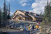 Denali National Park Visitor's Center,