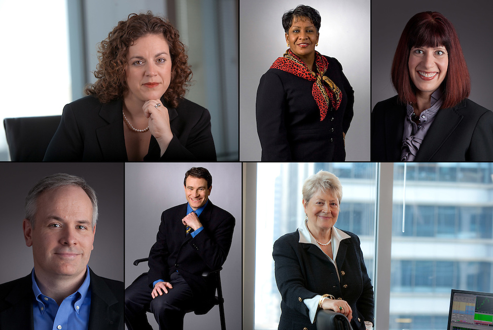 Corporate portrait photography samples