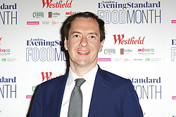 May 30, 2017 - London, UK - London, UK, George Osborne, London Evening Standard Food Month - launch, (Credit Image: © Richard Goldschmidt/London News Pictures via ZUMA Wire)