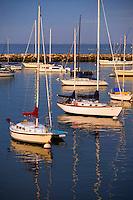 The Fisherman's Warf in Monterey Ca.Photo Brian Baer