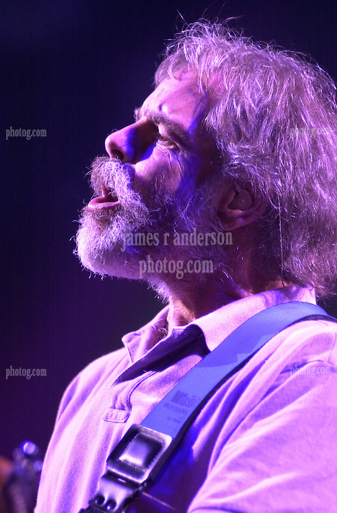 Bob Weir of The Dead. In concert at the Hartford Meadows 21 June 2003