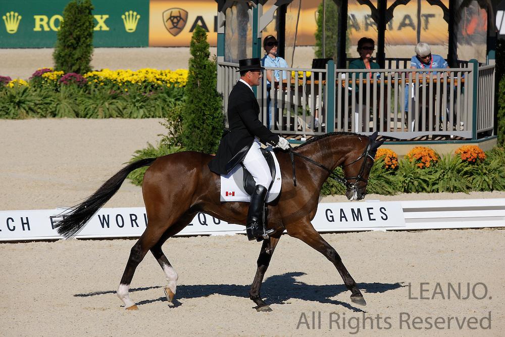 Kyle Carter - Madison Park<br /> Alltech FEI World Equestrian Games <br /> Lexington - Kentucky 2010<br /> © DigiShots