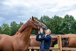 KITTEL Patrik (SWE), Scandic<br /> Dülmen - Homestory Patrik Kittel 2019<br /> 08. Juli 2019<br /> © www.sportfotos-lafrentz.de/Stefan Lafrentz