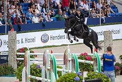 Spits Thibeau, BEL, Impres K van't Kattenheye Z<br /> CHIO Aachen 2021<br /> © Hippo Foto - Sharon Vandeput<br /> 26/09/21