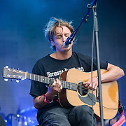 WASHINGTON, DC - September 26th, 2015 - Ben Howard performs at the 2015 Landmark Festival in Washington, D.C.  (Photo by Kyle Gustafson / For The Washington Post)