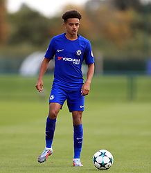 Chelsea's Jacob Maddox