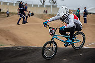 #108 (SIMPSON Molly) CAN at Round 3 of the 2020 UCI BMX Supercross World Cup in Bathurst, Australia.