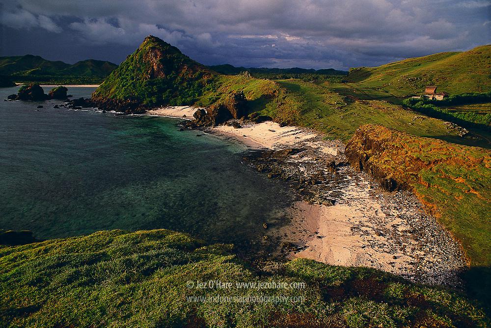 Southern Lombok, West Nusa Tenggara, Indonesia.