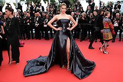 May 22, 2019 - Cannes, Provence-Alpes-Cote d'Azu, France - 72eme Festival International du Film de Cannes. Montée des marches du film ''Roubaix, une lumiere (Oh Mercy!)''. 72th International Cannes Film Festival. Red Carpet for ''Roubaix, une lumiere (Oh Merci!)'' movie.....239726 2019-05-22 Provence-Alpes-Cote d'Azur Cannes France.. Berry Capri, Noel (Credit Image: © Philippe Farjon/Starface via ZUMA Press)