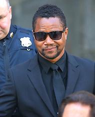Cuba Gooding Jr. at Manhattan Criminal Court - 26 June 2019