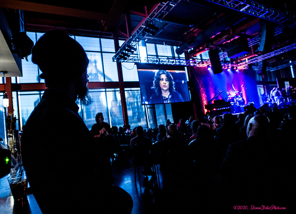 The 21st Annual Lehigh Valley Music Awards Show<br /> presented by the GLVMA & ArtsQuest, sponsored by Martin Guitar & presented by Tri Outdoor Advertising was held<br /> Sunday, March 1st, 2020 at The Musikfest Cafe at ArtQuest SteelStacks in Bethlehem, Pa..