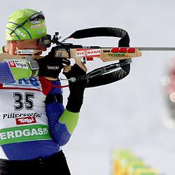 20111210: AUT, Biathlon - IBU WorldCup 2nd Biathlon, Hochfilzen