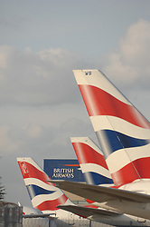 © under license to London News Pictures. 25/10/2010. FILE PICTURE. British Airways general views