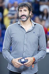 September 17, 2018 - Madrid, Spain - Alex Mumbru during the FIBA Basketball World Cup Qualifier match Spain against Latvia at Wizink Center in Madrid, Spain. September 17, 2018. (Credit Image: © Coolmedia/NurPhoto/ZUMA Press)
