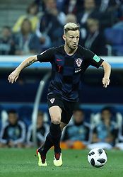 June 21, 2018 - Nizhny Novgorod, Russia - Group D Argentina v Croazia - FIFA World Cup Russia 2018.Ivan Rakitic (Croatia) at Nizhny Novgorod Stadium, Russia on June 21, 2018. (Credit Image: © Matteo Ciambelli/NurPhoto via ZUMA Press)