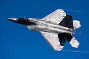 Thunder over Georgia Airshow. F22 Demo Team