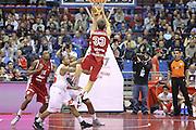 DESCRIZIONE : Milano Lega A 2013-14 EA7 Emporio Armani Milano Cimberio Varese<br /> GIOCATORE : Polonara Achille<br /> CATEGORIA : Tiro<br /> SQUADRA : Cimberio Varese<br /> EVENTO : Campionato Lega A 2013-2014<br /> GARA : EA7 Emporio Armani Milano Cimberio Varese<br /> DATA : 20/10/2013<br /> SPORT : Pallacanestro <br /> AUTORE : Agenzia Ciamillo-Castoria/I.Mancini<br /> Galleria : Lega Basket A 2013-2014  <br /> Fotonotizia : Milano Lega A 2013-14 EA7 Emporio Armani Milano Cimberio Varese<br /> Predefinita :