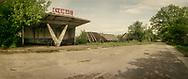 En landsby tæt på Tjernobyl
