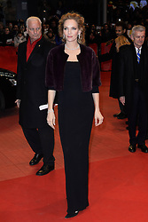 61037741<br /> Uma Thurman attending the Nymphomaniac premiere at the 64th Berlin International Film Festival / Berlinale 2014, Berlin, Germany, Sunday, 9th February 2014. Picture by  imago / i-Images<br /> UK ONLY