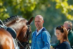 Minderhoud Hans-Peter, NED<br /> Nederlands Kampioenschap dressuur<br /> Ermelo 2020<br /> © Hippo Foto - Sharon Vandeput<br /> 20/09/2020