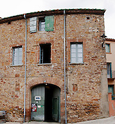 Winery building. Domaine Olivier Pithon, Calces, Roussillon, France
