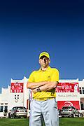Commercial Bank Qatar Masters 2013, Doha GC. Round 1. Sergio Garcia