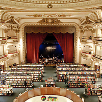 Buenos Aires, Argentina 15 August 2009<br /> El Ateneo bookshop.<br /> Photo: Ezequiel Scagnetti