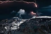 Mount Doom Eyjafjallajökul, south Iceland