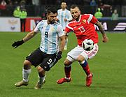 Russia vs Argentina<br /> Inauguration<br /> Luzhniki Stadium, Moscow Russia<br /> November 11th, 2017