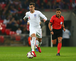 November 15, 2018 - London, United Kingdom - England's Harry Winks.during the friendly soccer match between England and USA at the Wembley Stadium in London, England, on 15 November 2018. (Credit Image: © Action Foto Sport/NurPhoto via ZUMA Press)