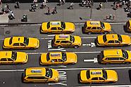 Yellow cabs Vertigo NY770A